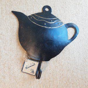 🌞 Handmade Metal Tea pot hook | New!